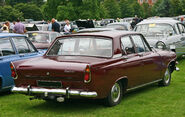 Ford Zephyr 213E rear