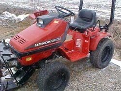 Honda RT5000
