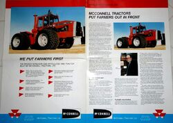 MF 5200 4WD (McConnell) brochure