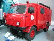 T805 hasiči
