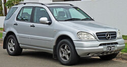 1998-2001 Mercedes-Benz ML 320 (W163) wagon 03