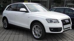 Audi Q5 front 20090404