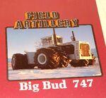 Big Bud 747 brochure - 1977