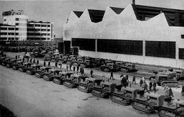 Chelyabinsk tractor factory 1930s