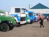 Donington Park Commercial Vehicle show