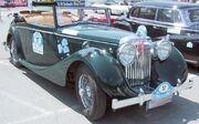 Jaguar MKIV 1948