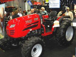 TYM T500 MFWD - 2010