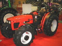 Valtra 3600 C MFWD (red) - 2007