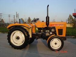 XingTai XT-300 (orange) - 2014