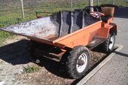A 1980s Vima Sitedumper Diesel model