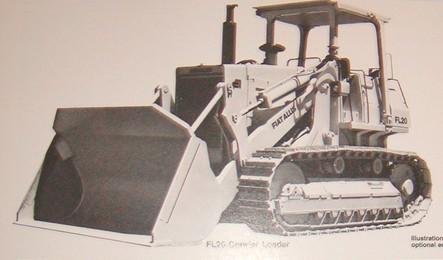 Fiat-Allis FL20 | Tractor & Construction Plant Wiki | FANDOM powered