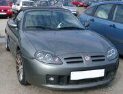MG TF front 20071001