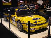 Racing Ford Mondeo