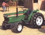 Ransomes CT435 MFWD - 2002
