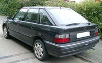 Rover 214 rear 20070902
