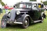 Vauxhall 14 1937