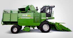 Detank CA50 corn picker - 2014