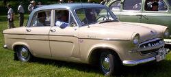 Standard Vanguard 4-Door Saloon 1958