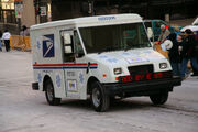 USPS-E85 fuel-St Paul-20070127