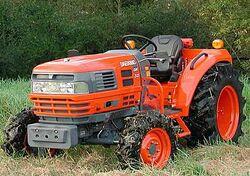 Daedong DK35 MFWD - 2003
