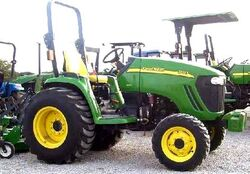 JD 3120 MFWD (new) - 2006