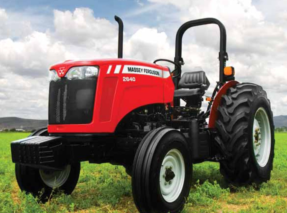 Massey Ferguson 2640 (new) | Tractor & Construction Plant Wiki