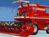 Massey Ferguson 6855 combine
