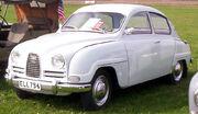 SAAB 96 De Luxe 1964
