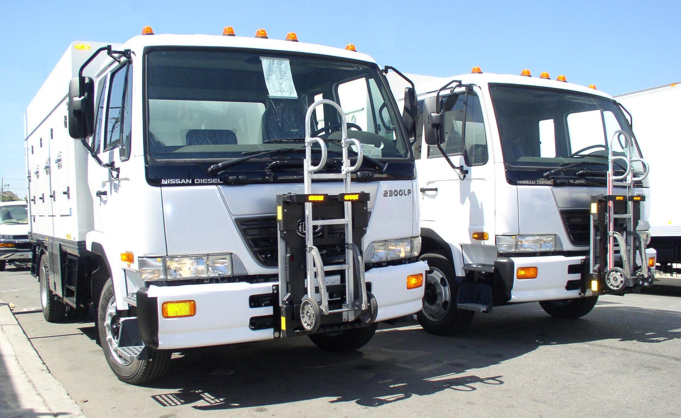 Nissan Diesel Condor Tractor & Construction Plant Wiki