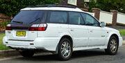 2000-2003 Subaru Outback H6 3.0i station wagon (2011-03-10) 02