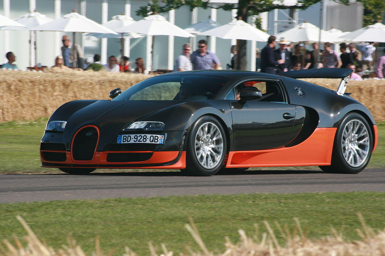 List of fastest production cars | Tractor & Construction Plant Wiki ...