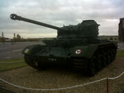 Comet Cruiser tank at Duxford - Picture 111