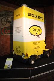 Duckhams Q car at NMM Beaulieu - IMG 7638