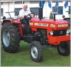 Indo Farm 3050 DI (red)