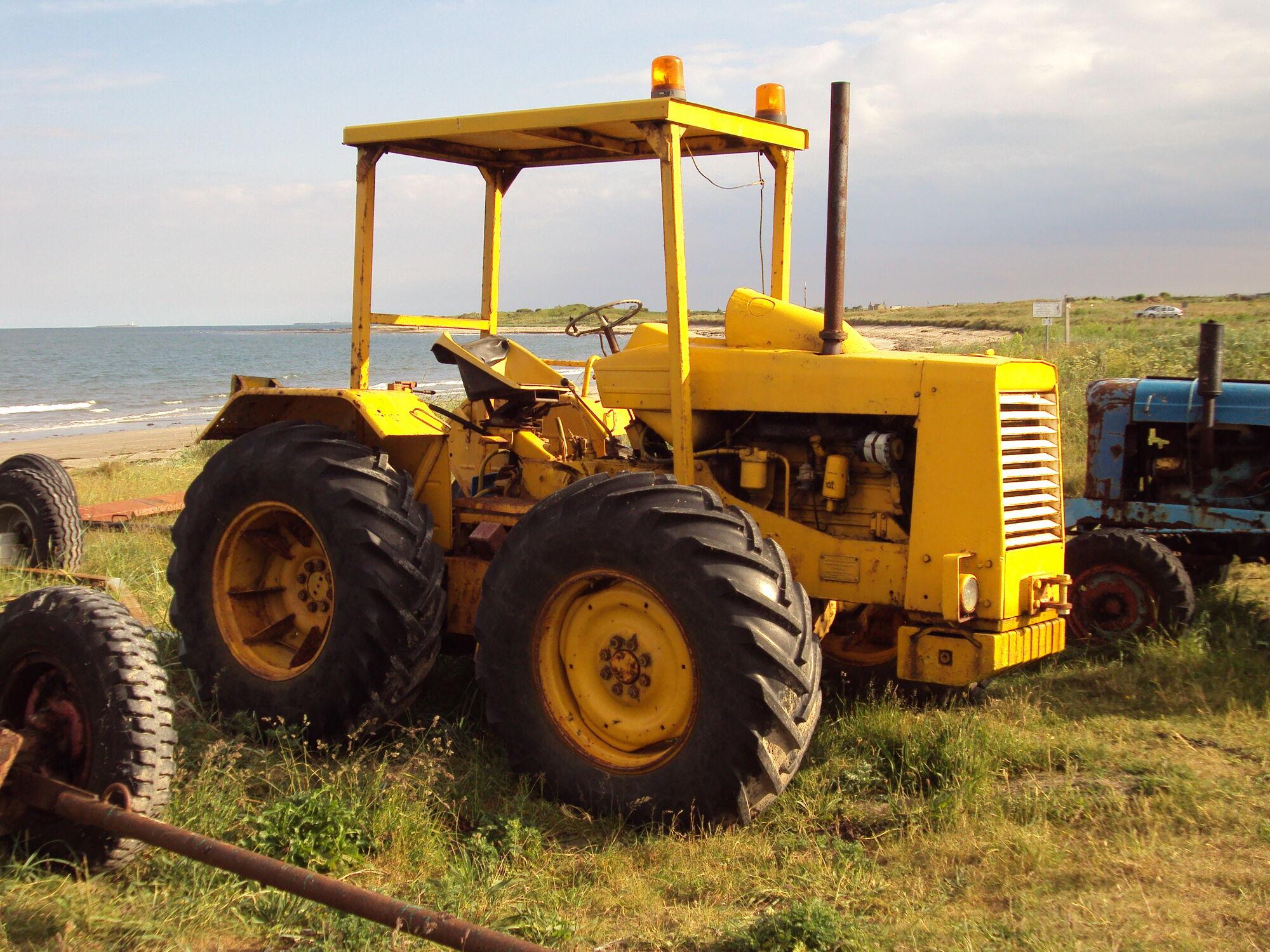 Muir-Hill 110 | Tractor & Construction Plant Wiki | FANDOM powered ...
