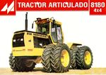 Mancini 8180 4WD brochure