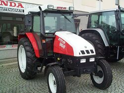 Steyr 968 - 2005