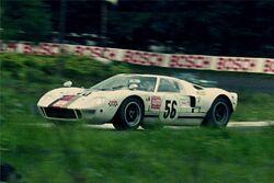 1969-06-01 Ford GT 40 von Kelleners-Jöst
