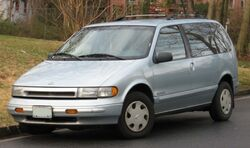 93-95 Nissan Quest