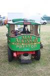 Atkinson Steam wagon Winston (1/2 size) A.Atkinson at Scorton 09 - IMG 4928