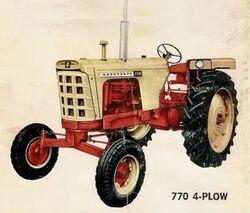 Cockshutt 770 - 1964