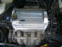 Ford Zetec-S 1.7 engine