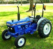 Long FarmTrac 45-2002