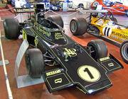Lotus 72 JPS