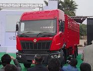 Mahindra Navistar MN 25 Launch Auto Expo