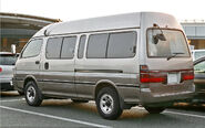 Toyota Hiace Wagon Super long Custom 005