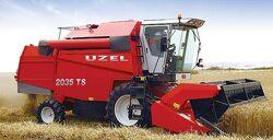 Uzel 2035 TS combine - 2007