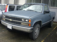 '91-'93 Chevrolet C-K Regular Cab
