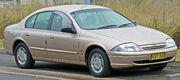 1998-2000 Ford AU Falcon Futura sedan 04