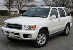 99-04 Nissan Pathfinder